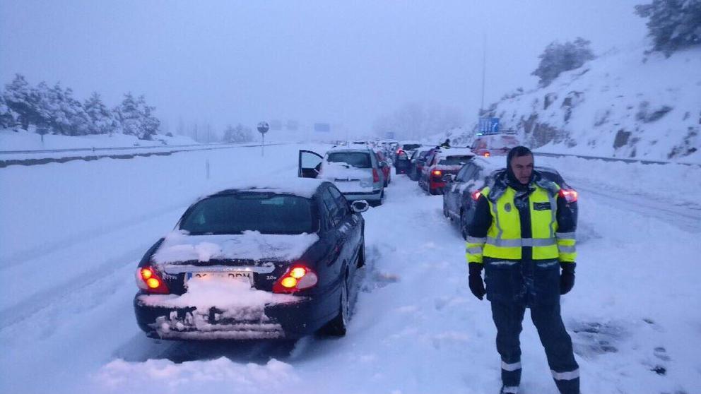 Atrapados en la nieve: cómo reclamar los perjuicios sufridos?